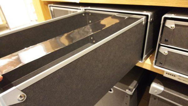 無印良品硬質パルプボックス引き出し式