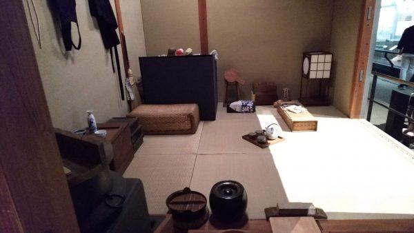 江戸東京博物館 江戸時代の庶民の家